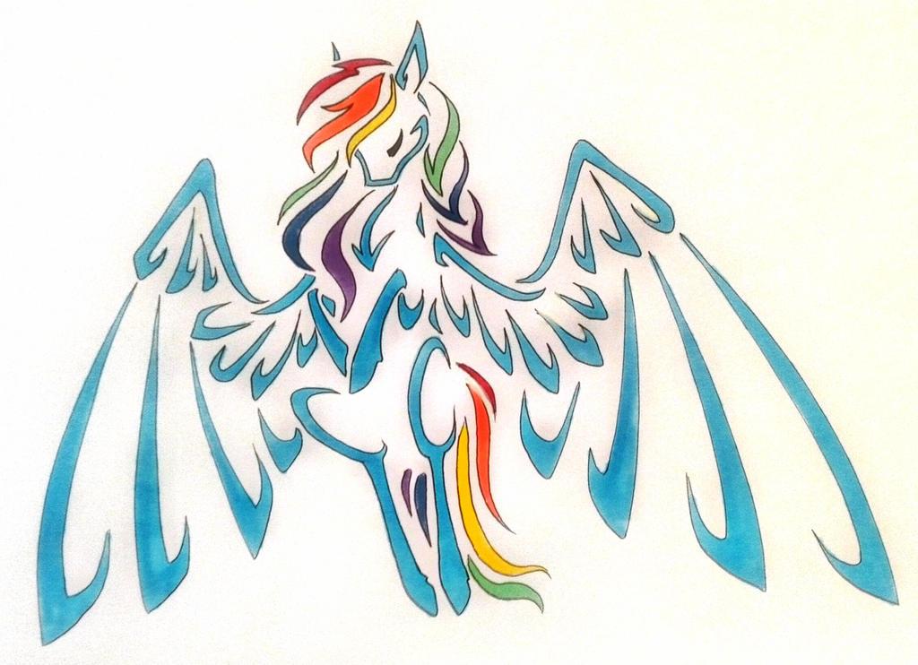 [Obrázek: rainbow_dash_tribal_design_by_eothnoguy-daza4gv.jpg]