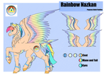 [RS] Rainbow Nazkan by Oneiria-Fylakas