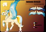 Pony Ref YCH   Automn Breeze by Oneiria-Fylakas