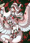 Pony YCH   Lovely Heart's hanahaki by Oneiria-Fylakas
