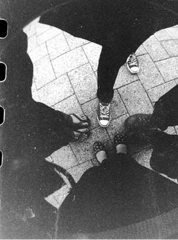 Fish Eye Feet