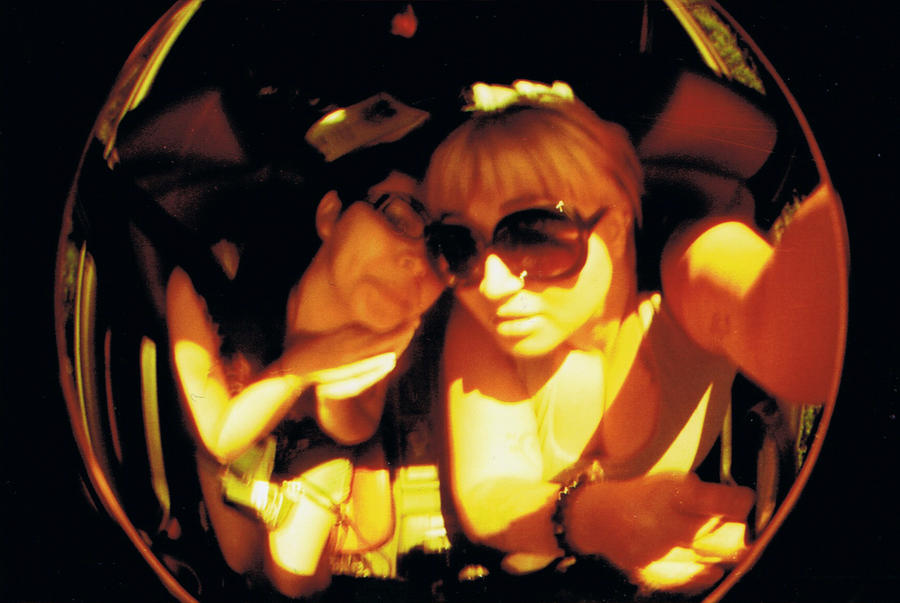 Fish Eye: Sisters 1 by ohScorpio