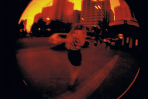 Fish Eye: Streetwalker
