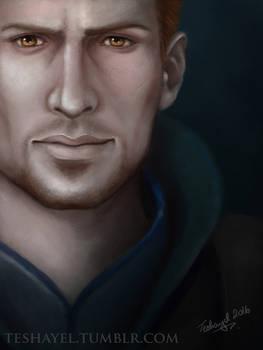 Alistair, Dragon Age