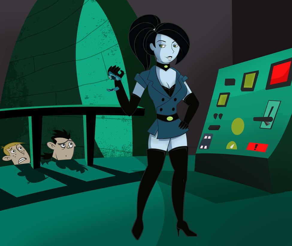 KP: Bad Girl by vectortoon