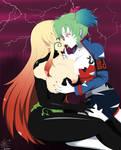Poison Katsuragi X Hikage Quinn: Numb