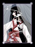 xxxHOLiC: Yuuko by amethyst-rose
