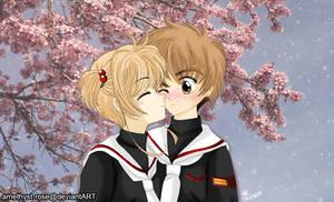 [Gift] Cherry Blossom Kisses