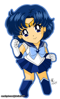 02. Sailor Mercury