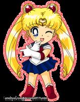 Sailor Moon. by amethyst-rose