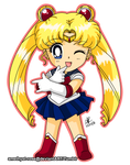 Sailor Moon.
