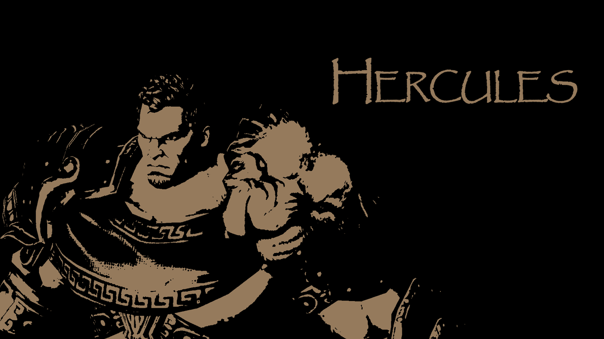 Hercules Wallpaper By AAnubis96