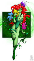 Poison Ivy by Jollyjack by bo0bsz