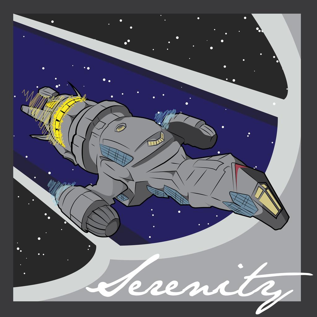 Serenity by inkWanderer