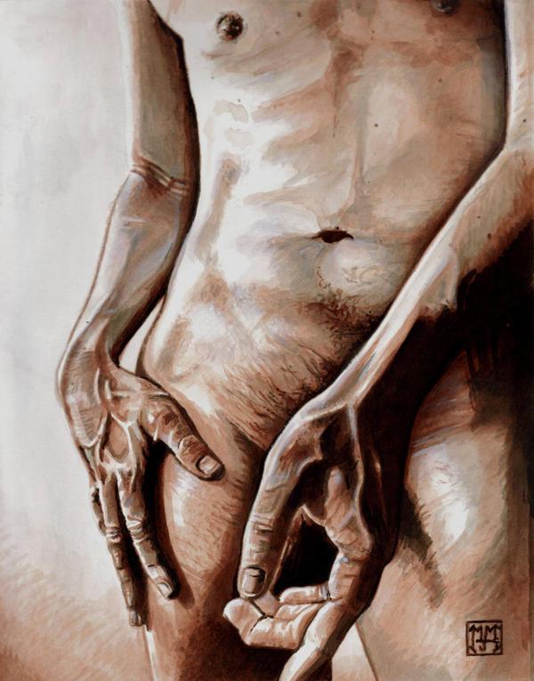 'The Meek' 2009 by StPeteArtisan