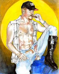 'Cigar Daddy' 2006 by StPeteArtisan