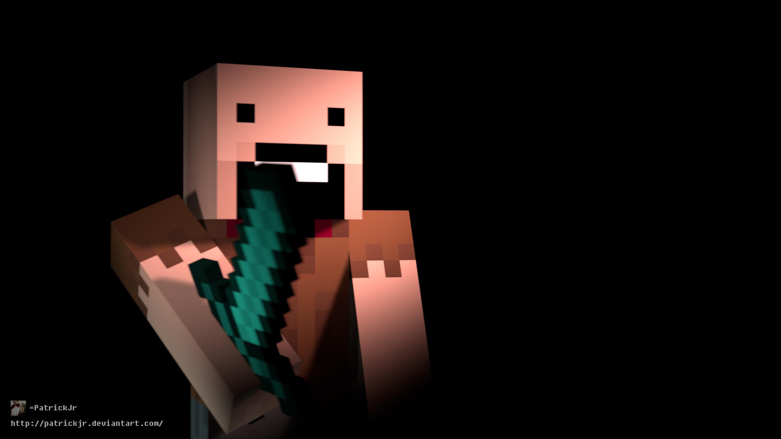 Simple Wallpaper Minecraft Poster - sfm_poster__notch__by_patrickjr-d5dj1ex  Graphic_527293.jpg
