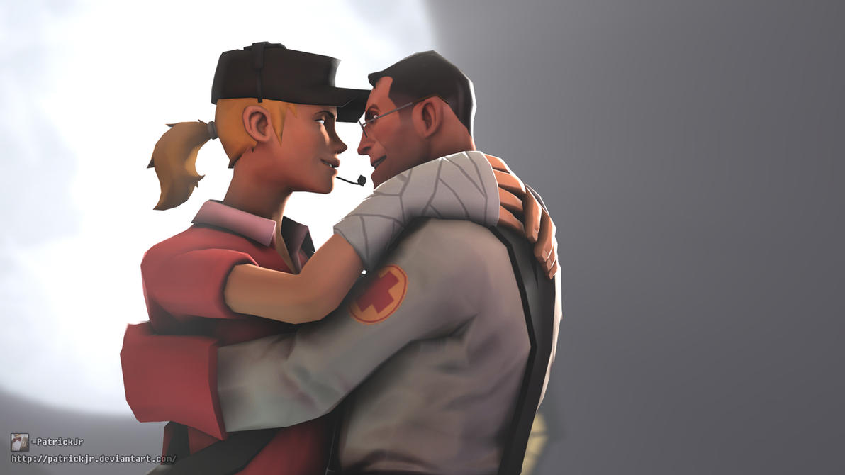 SFM Poster: Medics Love by PatrickJr