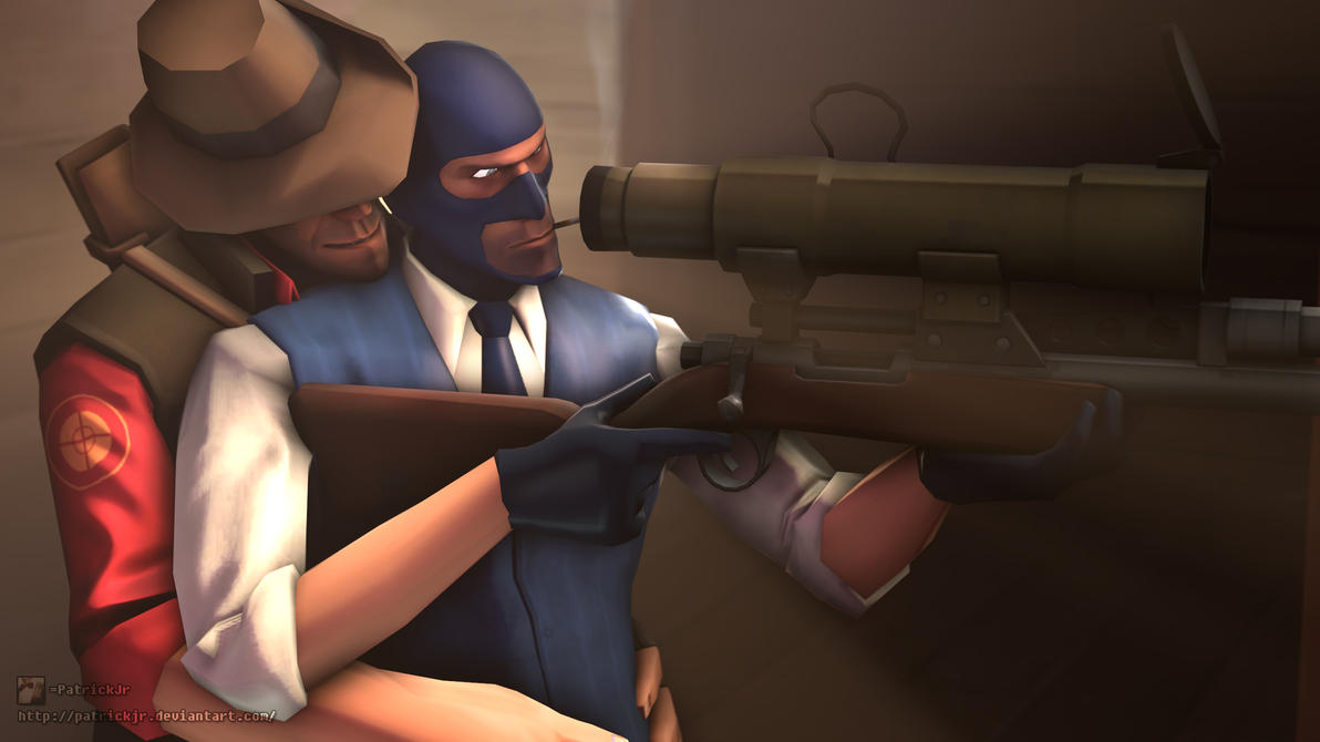 SFM Poster: Snipin's a Good Excuse by PatrickJr