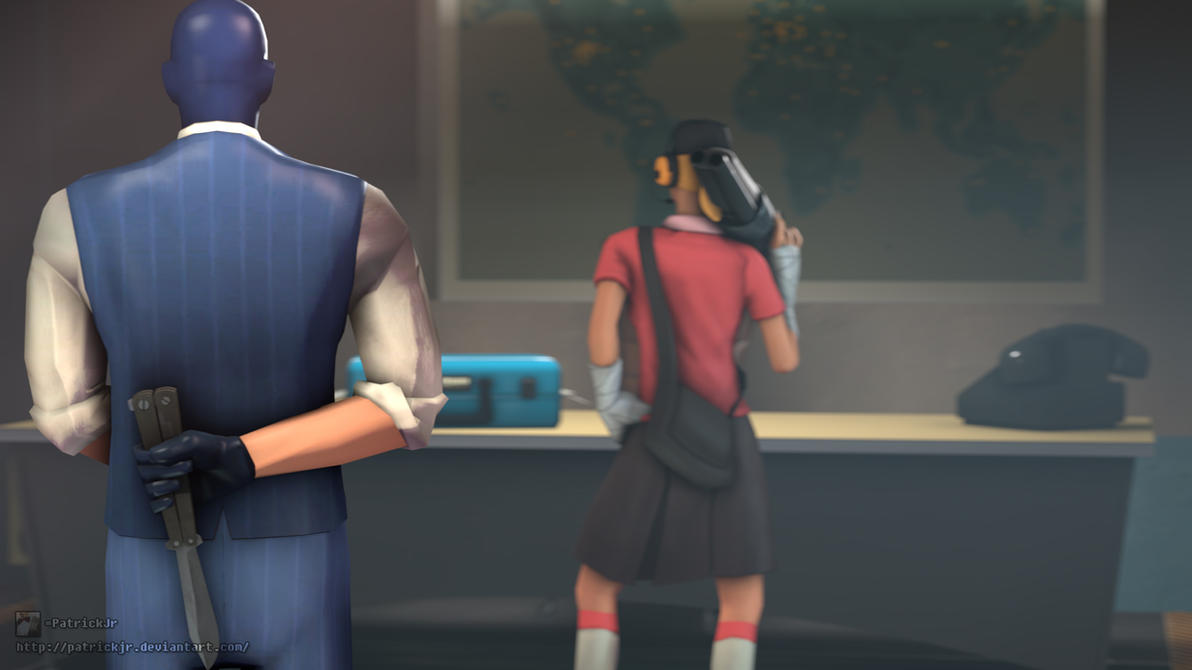 SFM Poster: Taking the Intel by PatrickJr