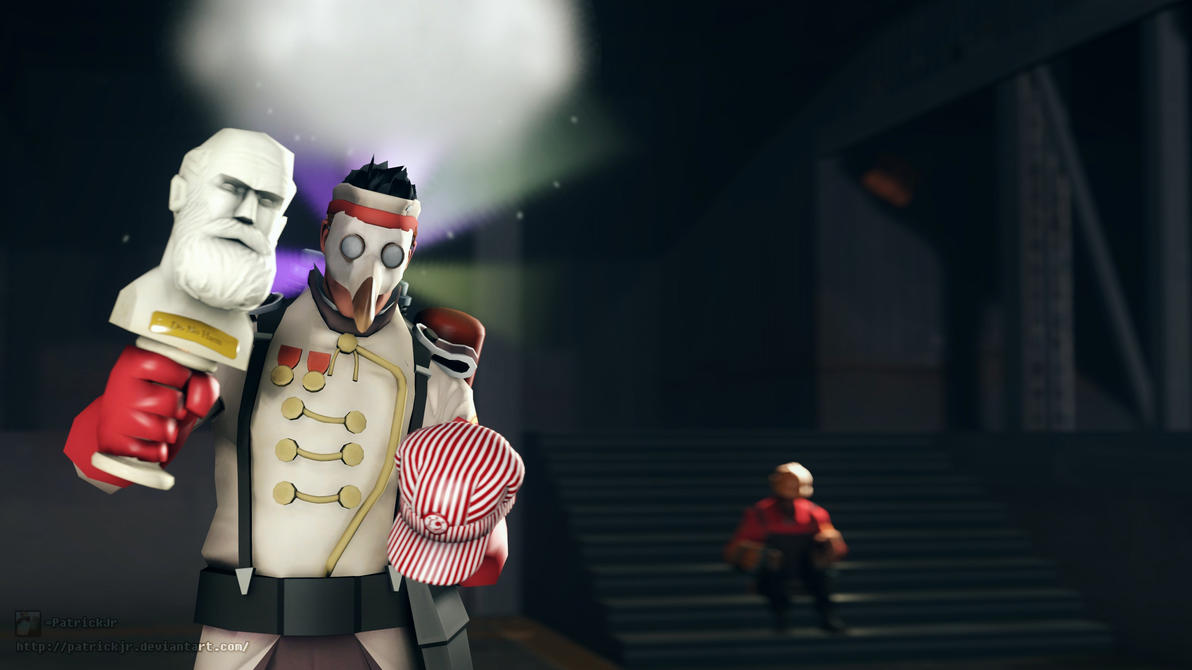 SFM Poster: Wunderious Loadout by PatrickJr
