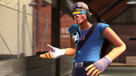 SFM Poster: What's up?