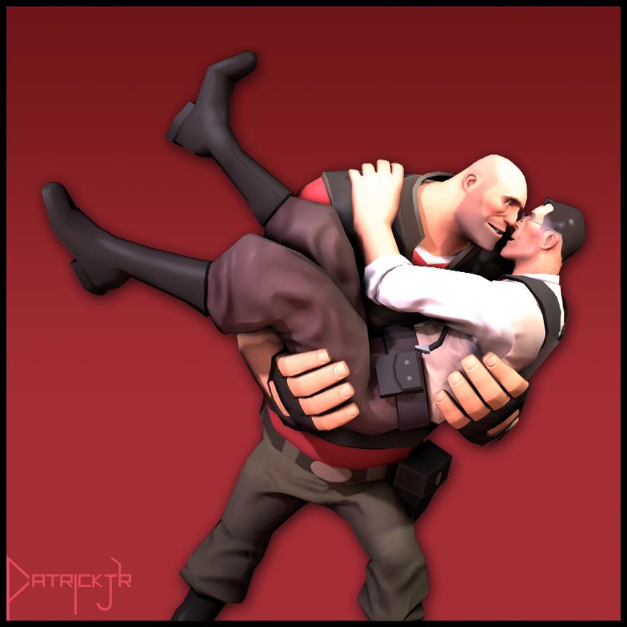 SFM Poster: Happy Valentines Day by PatrickJr