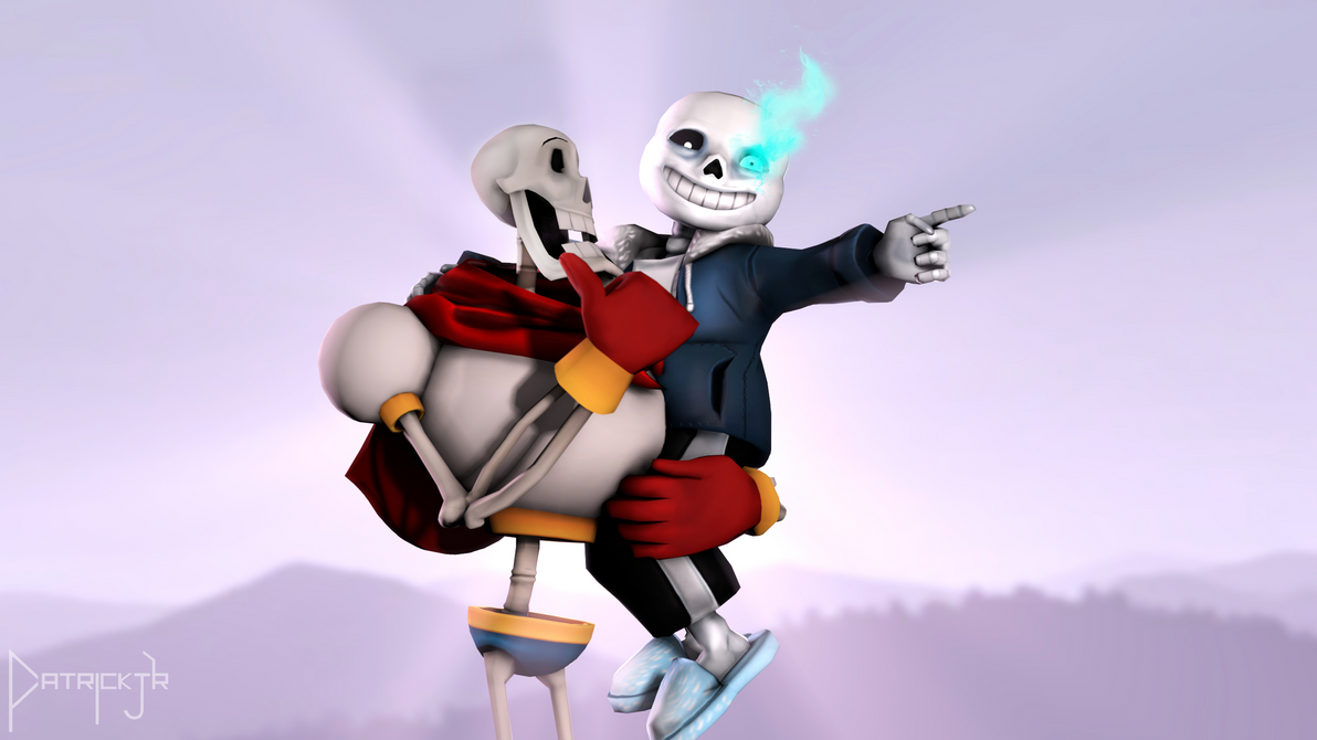 SFM Poster: Little Brother Pappy by PatrickJr