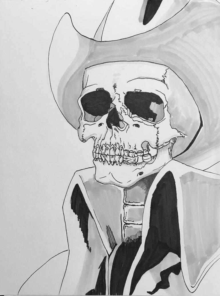 Cadaverous Cowboys  by CybertronianAllstar
