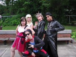 Gangsta Kingdom Hearts by floraxj9