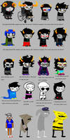 Homestuck According to Angel by floraxj9