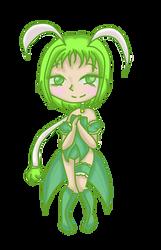 Mew Lettuce by floraxj9