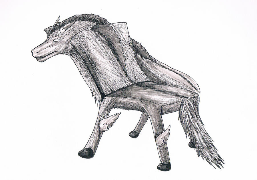 Horse Chair Ride By Animeninjayaya On Deviantart
