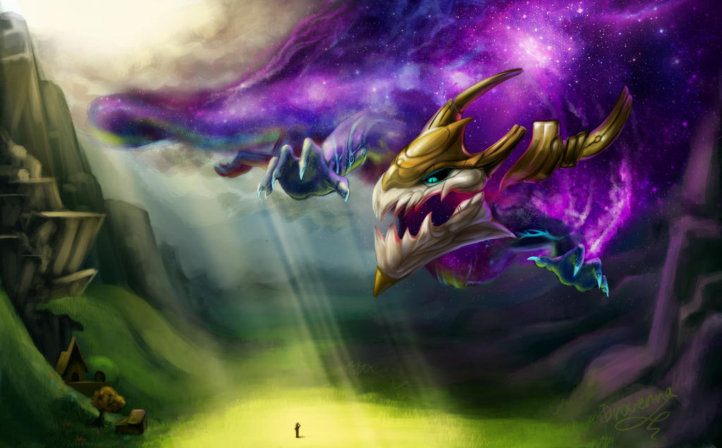 A Place Where The Star Forger Will Shine Bright Aurelion Sol