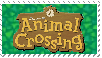 Animal Crossing Stamp by flobershnogen