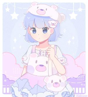 [CE] Pastel Cloud Beary