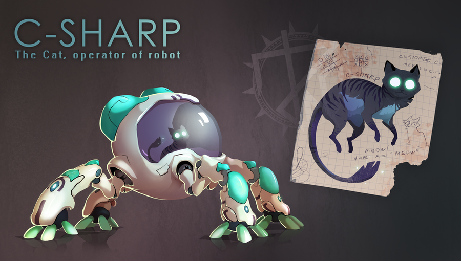 [CLOSED] Adopt Auction - C-SHARP by quacknear