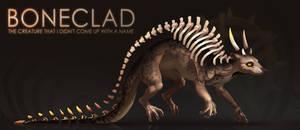 [CLOSED] Adopt auction - BONECLAD by quacknear