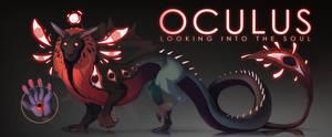 [CLOSED] Adopt auction - OCULUS by quacknear