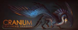 [CLOSED] Adopt auction - CRANIUM by quacknear