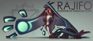 [CLOSED] Adopt auction -  RAJIFO