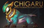 [CLOSED ] Adopt auction - CHIGARU