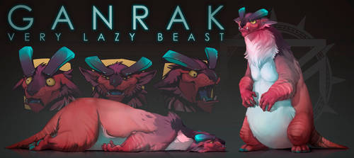 [CLOSED] Adopt auction -  GANRAK by quacknear