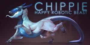 [CLOSED] Adopt auction -  CHIPPIE