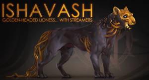 [CLOSED] Adopt auction -  ISHAVASH