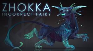 [CLOSED] Adopt auction -  ZHOKKA