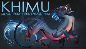 [CLOSED] Adopt auction - KHIMU