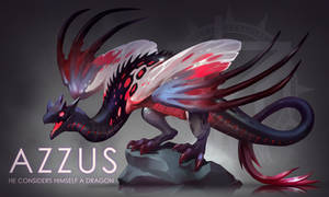 [CLOSED] Adopt auction - AZZUS