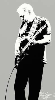 David Gilmour.WIP.