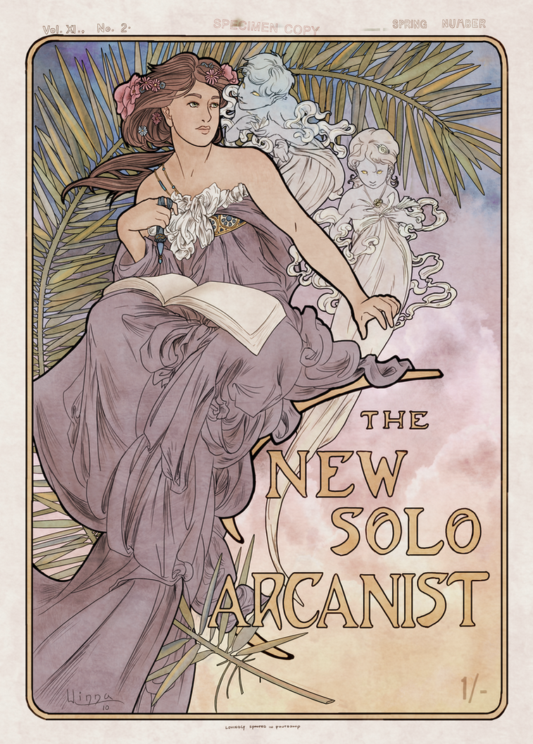 The New Solo Arcanist by Asraniel